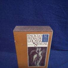 Enciclopedias de segunda mano: ENCICLOPEDIA DE LA VIDA SEXUAL. Lote 199654008