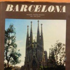 Enciclopedias de segunda mano: BARCELONA. JORDI LLOVET. EN CATALÁN. PERALT MONTAGUT EDICIONES. Lote 199743238
