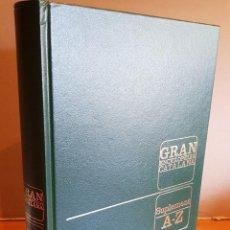 Enciclopedias de segunda mano: GRAN ENCICLOPÈDIA CATALANA / SUPLEMENT A-Z / ANY 2009. COMO NUEVO.. Lote 199751630