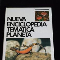 Enciclopedias de segunda mano: NUEVA ENCICLOPEDIA TEMATICA PLANETA, AÑO 1989. TOMO 1.- CIENCIAS DE LA VIDA 1.. Lote 200070283