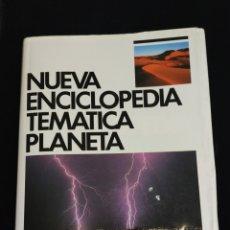 Enciclopedias de segunda mano: NUEVA ENCICLOPEDIA TEMATICA PLANETA, AÑO 1989. TOMO 3.- CIENCIAS DE LA TIERRA.. Lote 200071678
