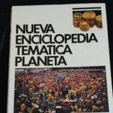Enciclopedias de segunda mano: NUEVA ENCICLOPEDIA TEMATICA PLANETA, AÑO 1989. TOMO 6.-ECONOMIA Y GESTION.. Lote 200073165