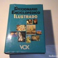 Libri di seconda mano: DICCIONARIO ENCICLOPÉDICO ILUSTRADO VOX. Lote 200088025