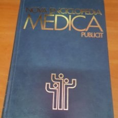 Enciclopedias de segunda mano: NUEVA ENCICLOPEDIA MÉDICA NOVENO VOLUMEN DEL 1979. Lote 200401931