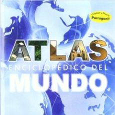 Enciclopedias de segunda mano: ATLAS ENCICLOPEDICO DEL MUNDO. Lote 200817500