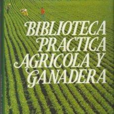 Enciclopedias de segunda mano: BIBLIOTECA PRACTICA AGRICOLA Y GANADERA PRODUCCION ARBOREA. Lote 200838285