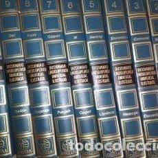 Enciclopedias de segunda mano: LIB ENCICLOPEDIA UNIVERSAL ILUSTRADO 10 TOMOS.. Lote 202327552