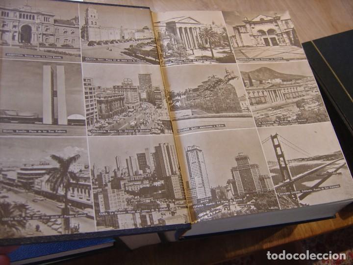 Enciclopedias de segunda mano: ENCICLOPEDIA UNIVERSAL SOPENA. COMPLETA 10 TOMOS. 1963. EXCELENTE CONSERVACIÓN. - Foto 6 - 202332866
