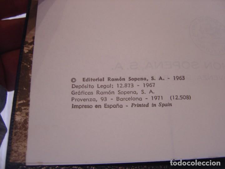 Enciclopedias de segunda mano: ENCICLOPEDIA UNIVERSAL SOPENA. COMPLETA 10 TOMOS. 1963. EXCELENTE CONSERVACIÓN. - Foto 5 - 202332866