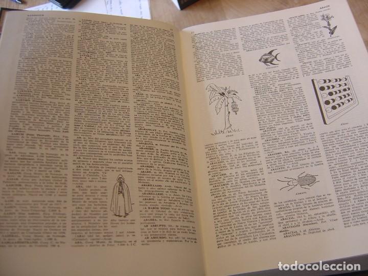 Enciclopedias de segunda mano: ENCICLOPEDIA UNIVERSAL SOPENA. COMPLETA 10 TOMOS. 1963. EXCELENTE CONSERVACIÓN. - Foto 10 - 202332866