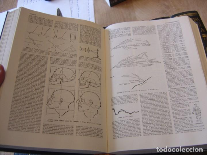 Enciclopedias de segunda mano: ENCICLOPEDIA UNIVERSAL SOPENA. COMPLETA 10 TOMOS. 1963. EXCELENTE CONSERVACIÓN. - Foto 7 - 202332866