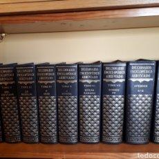 Libri di seconda mano: DICCIONARIO ENCICLOPÉDICO ABREVIADO ESPASA-CALPE 9 TOMOS. Lote 202843940