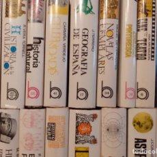 Enciclopedias de segunda mano: LOTE 17 TOMOS BIBLIOTECA HISPÁNICA ILUSTRADA - AÑOS 60 - RAMÓN SOPENA. Lote 204070670