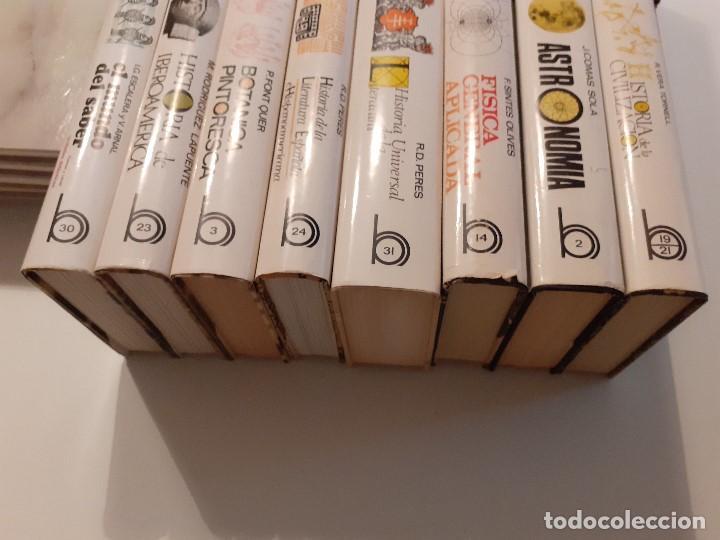 Enciclopedias de segunda mano: LOTE 17 TOMOS BIBLIOTECA HISPÁNICA ILUSTRADA - AÑOS 60 - RAMÓN SOPENA - Foto 4 - 204070670