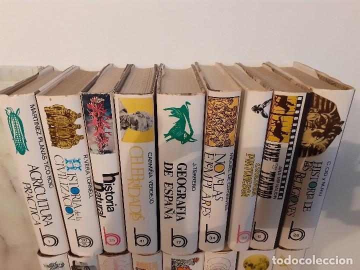 Enciclopedias de segunda mano: LOTE 17 TOMOS BIBLIOTECA HISPÁNICA ILUSTRADA - AÑOS 60 - RAMÓN SOPENA - Foto 6 - 204070670