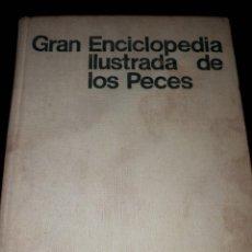 Enciclopedias de segunda mano: LIBRO 2005 GRAN ENCICLOPEDIA ILUSTRADA DE LOS PECES STANISLAV FRANK. Lote 204116073