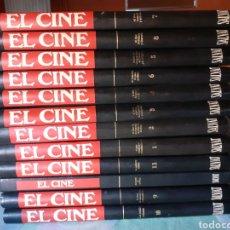 Livres d'occasion: EL CINE - ENCICLOPEDIA SALVAT DEL 7º ARTE -OBRA COMPLETA EN 11 TOMOS + 1 DE CARTELES- 1978. Lote 205193030