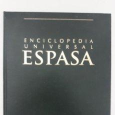 Enciclopedias de segunda mano: ENCICLOPEDIA UNIVERSAL ESPAÑA/VOL.1 - 1996. Lote 205195383
