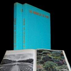 Enciclopedias de segunda mano: LAS MARAVILLAS DEL MUNDO 2 TOMOS. JEAN COCTEAU Y JULIO E. PAYRO. EDITORIAL CODEX. 1962. Lote 205704805