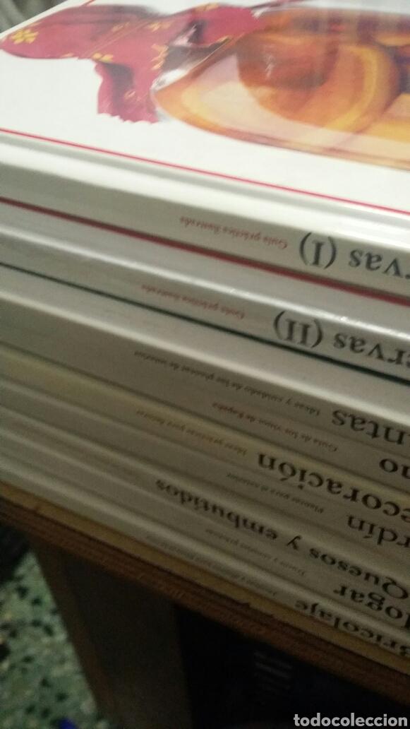 Enciclopedias de segunda mano: Las cosas de casa. Lote colección. 10 tomos - Foto 3 - 205841107