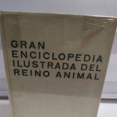 Enciclopedias de segunda mano: GRAN ENCICLOPEDIA ILUSTRADA DEL REINO ANIMAL V.J. STANEK 1970 CIRCULO DE LECTORES. Lote 205867697