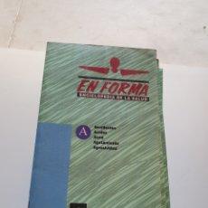 Enciclopedias de segunda mano: EN FORMA, ENCICLOPEDIA DE LA SALUD, EL PERIÓDICO.. Lote 206301033