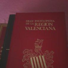 Enciclopedias de segunda mano: GRAN ENCICLOPEDIA REGIÓN VALENCIANA. 1974.. Lote 207152508