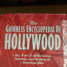 Enciclopedias de segunda mano: THE GUINNESS ENCYCLOPEDIA OF HOLLYWOOD 1990. Lote 207179346