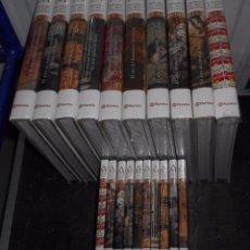 Enciclopedias de segunda mano: ARS MAGNA - HISTORIA DEL ARTE UNIVERSAL - PLANETA 10 TOMOS 10 DVDS - PRECINTADOS NUEVA ENCICLOPEDIA. Lote 207295003