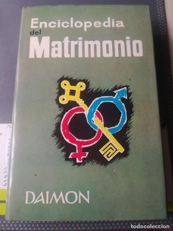 ENCICLOPEDIA DEL MATRIMONIO. (Libros de Segunda Mano - Enciclopedias)