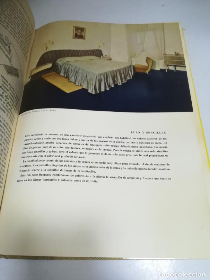 Enciclopedias de segunda mano: LIBRO SINGER DE COSTURA. MARY BROOKS PICKEN. ESPAÑOL. ILUSTRACIONES. VER FOTOS - Foto 5 - 207604112