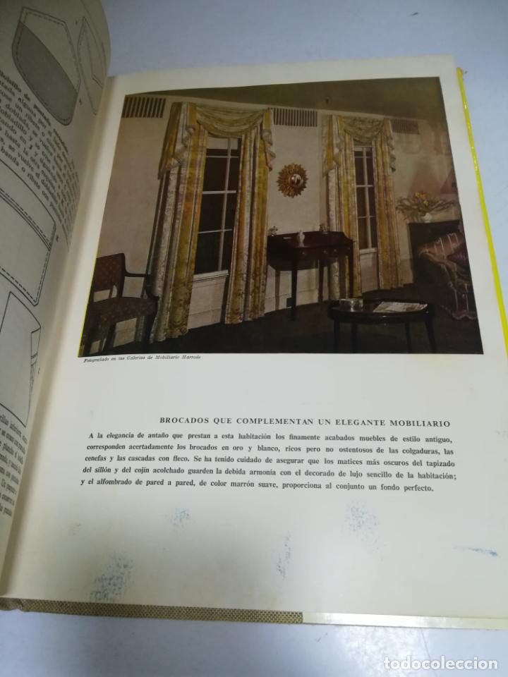 Enciclopedias de segunda mano: LIBRO SINGER DE COSTURA. MARY BROOKS PICKEN. ESPAÑOL. ILUSTRACIONES. VER FOTOS - Foto 6 - 207604112