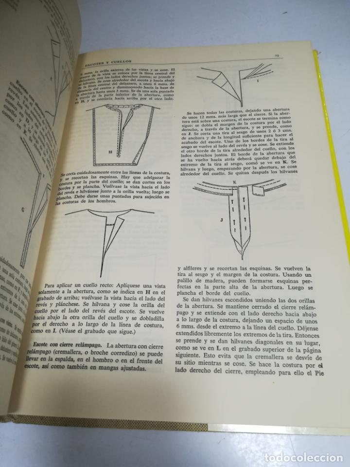 Enciclopedias de segunda mano: LIBRO SINGER DE COSTURA. MARY BROOKS PICKEN. ESPAÑOL. ILUSTRACIONES. VER FOTOS - Foto 7 - 207604112