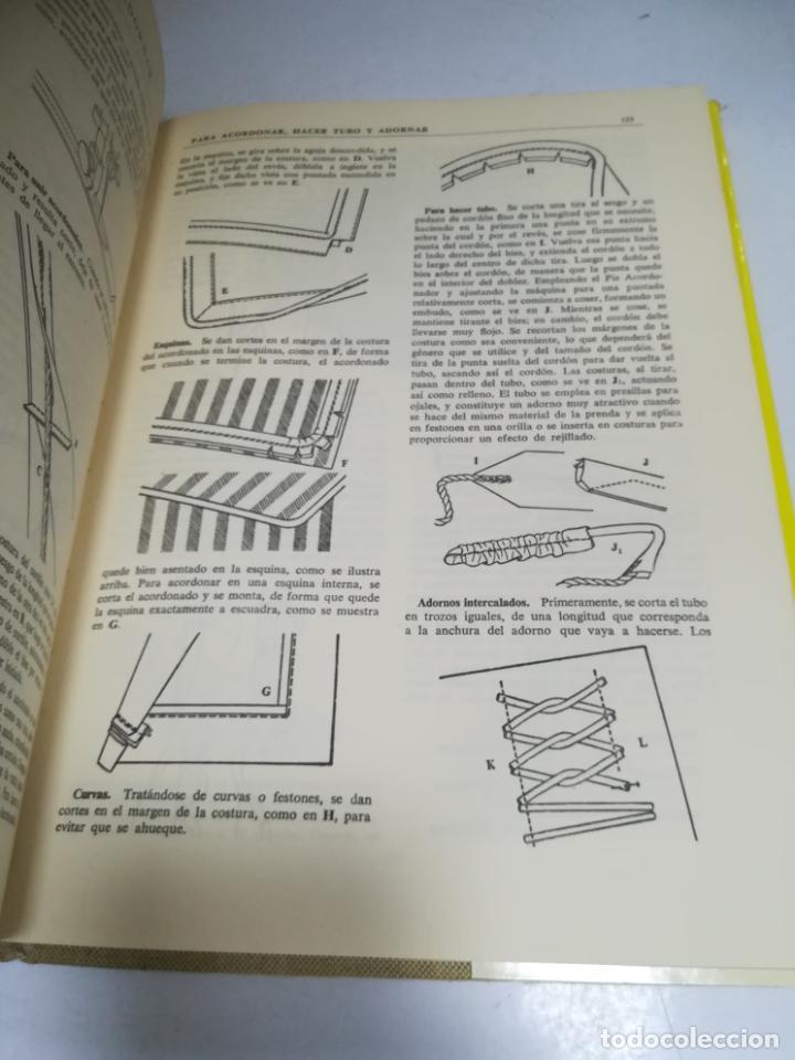 Enciclopedias de segunda mano: LIBRO SINGER DE COSTURA. MARY BROOKS PICKEN. ESPAÑOL. ILUSTRACIONES. VER FOTOS - Foto 10 - 207604112