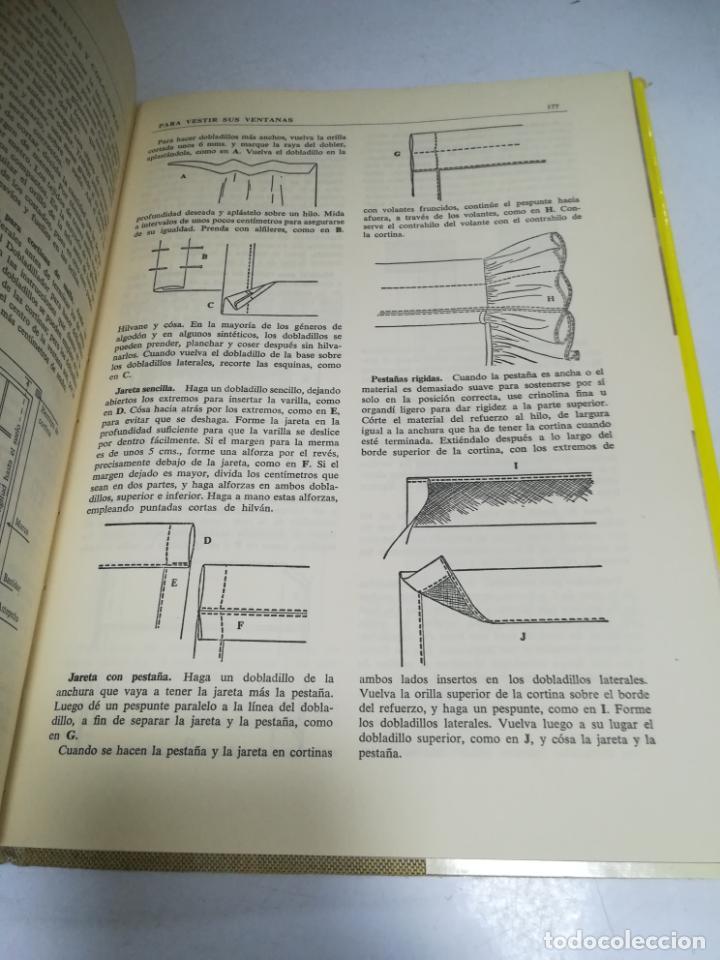 Enciclopedias de segunda mano: LIBRO SINGER DE COSTURA. MARY BROOKS PICKEN. ESPAÑOL. ILUSTRACIONES. VER FOTOS - Foto 13 - 207604112