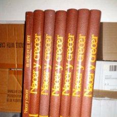 Enciclopedias de segunda mano: NACER Y CRECER.. Lote 207679536