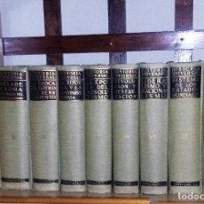 Enciclopedias de segunda mano: HISTORIA UNIVERSAL. 9 TOMOS. DEL I AL X (EXCEPTO EL TOMO III). ESPASA CALPE,S.A.. Lote 172398235