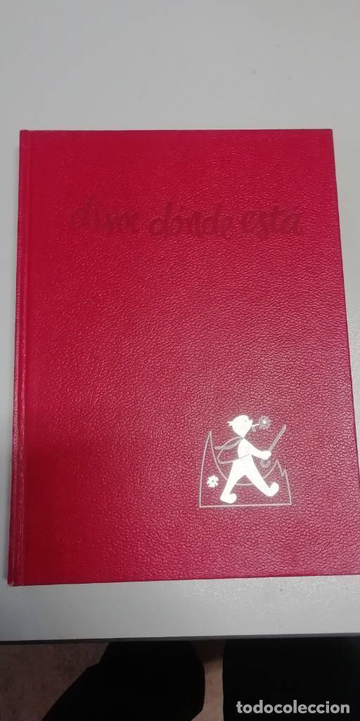 ENCICLOPEDIA BÁSICA - DIME DONDE ESTÁ (Libros de Segunda Mano - Enciclopedias)