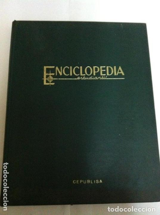 ENCICLOPEDIA ESTUDIANTIL - TOMO Nº. 2- GEPUBLISA - AÑO 1963 (Libros de Segunda Mano - Enciclopedias)