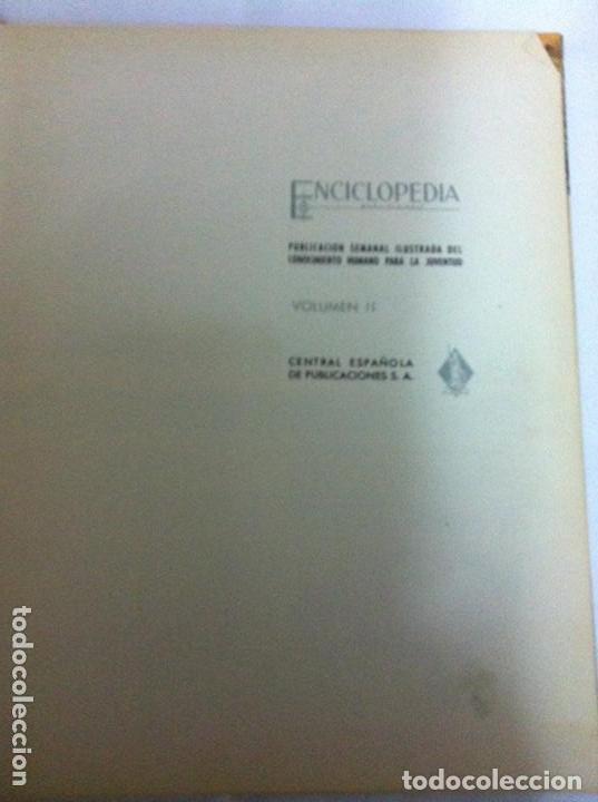 Enciclopedias de segunda mano: enciclopedia estudiantil - tomo nº. 2- gepublisa - año 1963 - Foto 5 - 208147771