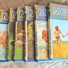 Enciclopedias de segunda mano: GRAN ENCICLOPEDIA MÉDICA SARPE, 1978 - COMPLETA, 9 VOLÚMENES - MEDICINA. Lote 208173065