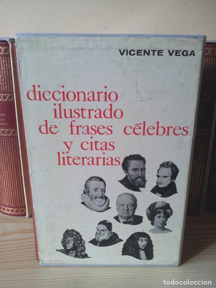 Enciclopedias de segunda mano: VICENTE VEGA - ENCICLOPEDIA DE LA AMENIDAD - DICCIONARIOS ILUSTRADOS EN 7 TOMOS - GUSTAVO GILI - Foto 2 - 208412270