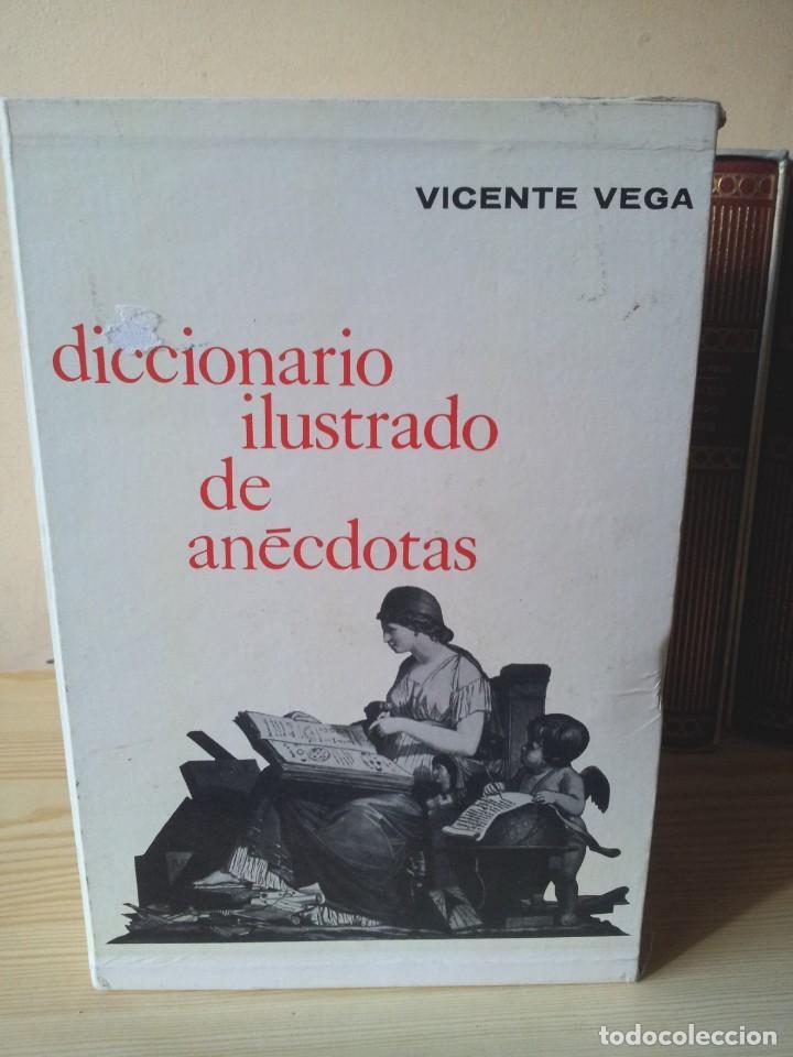 Enciclopedias de segunda mano: VICENTE VEGA - ENCICLOPEDIA DE LA AMENIDAD - DICCIONARIOS ILUSTRADOS EN 7 TOMOS - GUSTAVO GILI - Foto 8 - 208412270