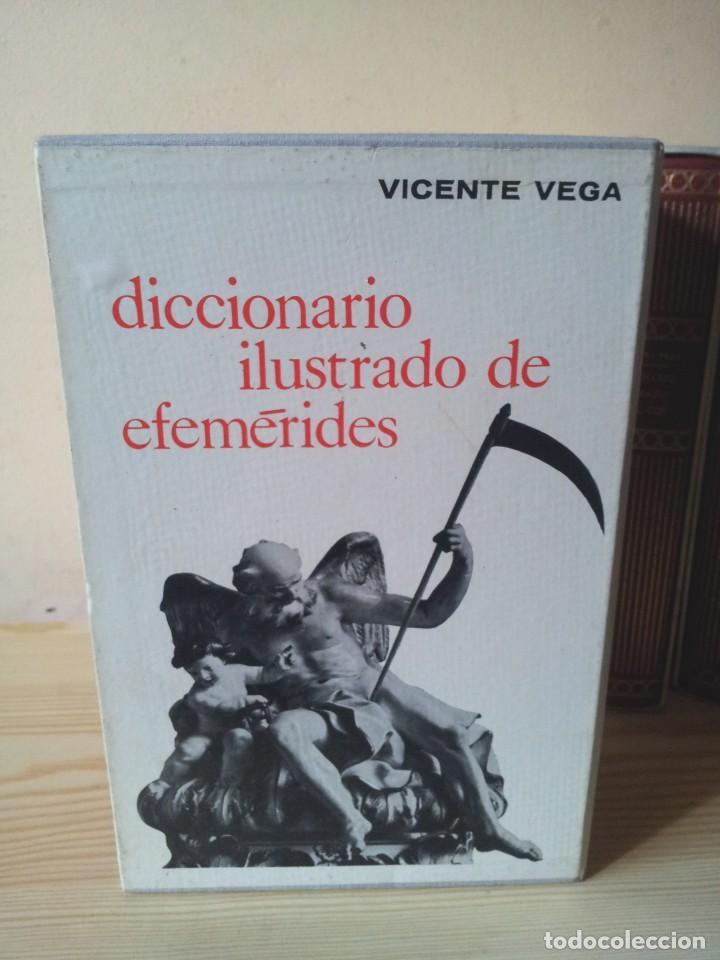 Enciclopedias de segunda mano: VICENTE VEGA - ENCICLOPEDIA DE LA AMENIDAD - DICCIONARIOS ILUSTRADOS EN 7 TOMOS - GUSTAVO GILI - Foto 9 - 208412270