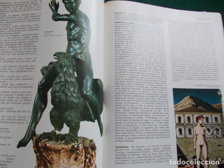 Enciclopedias de segunda mano: ENCICLOPEDIA DEL EROTISMO CAMILO JOSÉ CELA SEDMAY COMPLETA 4 TOMOS - Foto 2 - 208805500