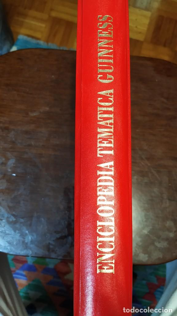 Enciclopedias de segunda mano: Enciclopedia Temática Guinness - Foto 6 - 208938085