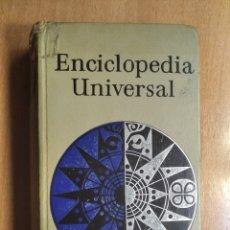 Enciclopedias de segunda mano: LIBRO ENCICLOPEDIA UNIVERSAL AÑO 1954 CÍRCULO DE LECTORES / 2306 PAG. Lote 208975080