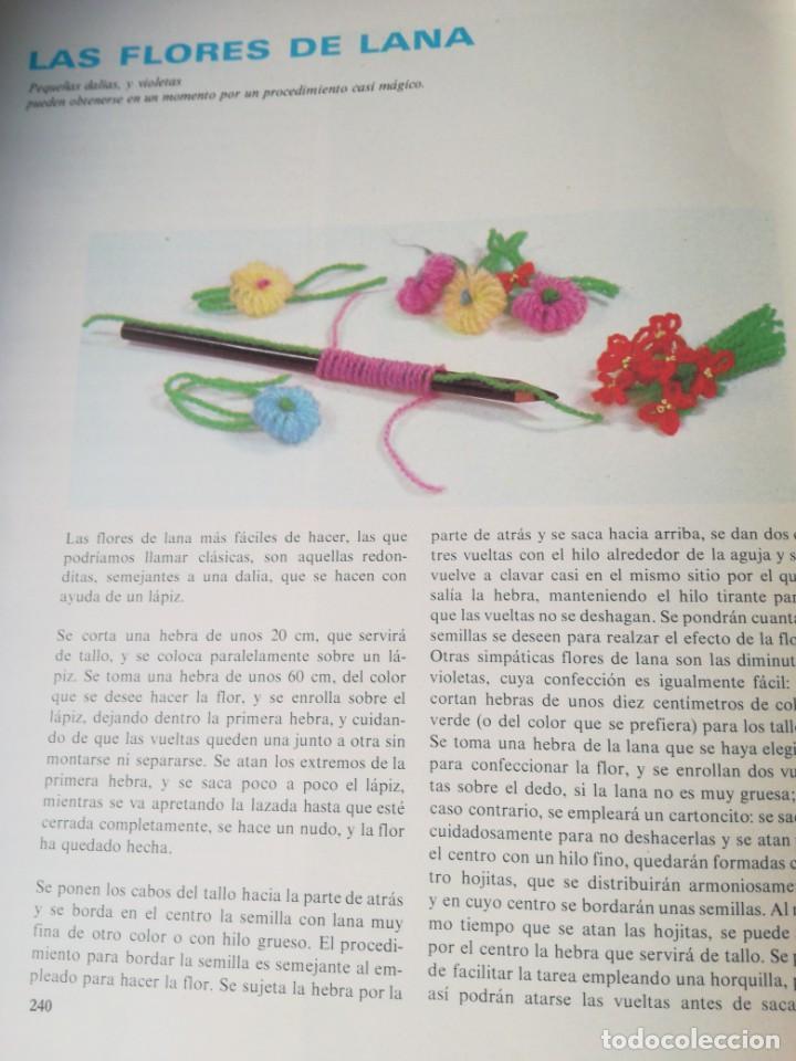Enciclopedias de segunda mano: La aguja y la lana - Foto 5 - 209038545