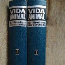 Enciclopedias de segunda mano: VIDA ANIMAL.EL BREHM ILUSTRADO. Lote 209045282