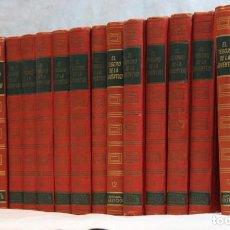 Enciclopedias de segunda mano: ENCICLOPEDIA,EL TESORO DE LA JUVENTUD,16 TOMOS,TOMO II AL XVII,FALTA TOMO I,EDICIONES LEO.. Lote 209066160